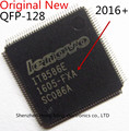 (2 peça) 100% Novo IT8586E FXA FXS CXS QFP-128 Chipset