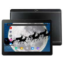 "Android 7.0 Tablet 1920*1200 HD IPS 32GB Tablets pc Deca Core Dual SIM Card Slots WIFI Bluetooth GPS 10.1"" kids pad(China)"