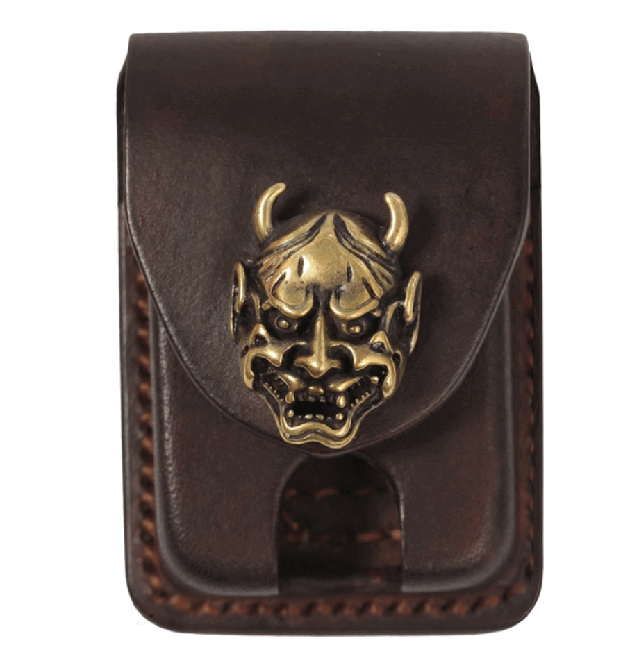 Portable Cigarette Case Smoke Holder Storage Box Container High Quality Handmade Smoking Accessories Cases CoverLFB398