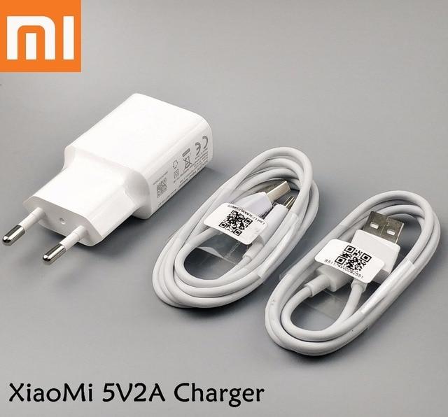 Original Xiaomi Redmi 6 Pro Charger Usb Type C Or Micro