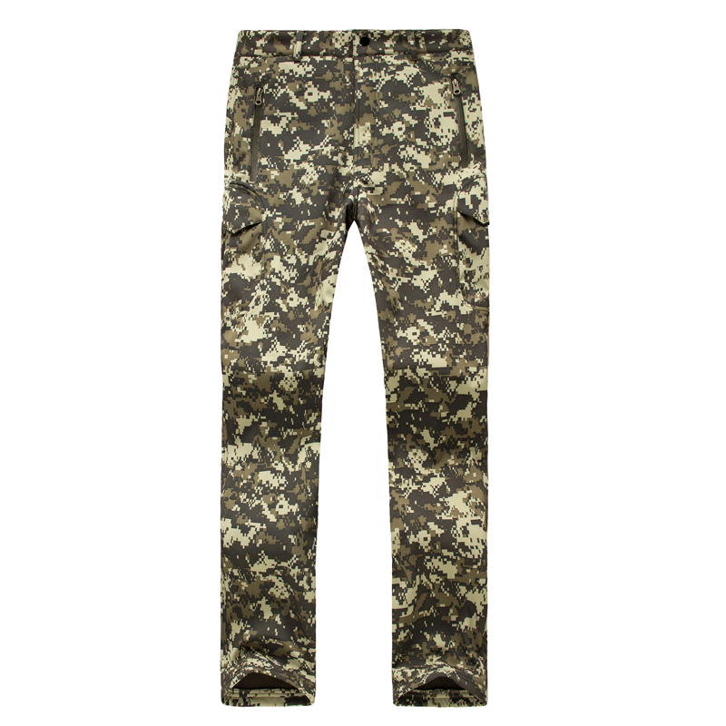 Dropshipping TAD Shark Skin Waterproof Outdoor Hiking Climbing CS Fleece Trousers Army military camouflage Hunting pants men line5 black and gold a965 100w bluetooth wireless digital power amplifier hifi power amplifier power