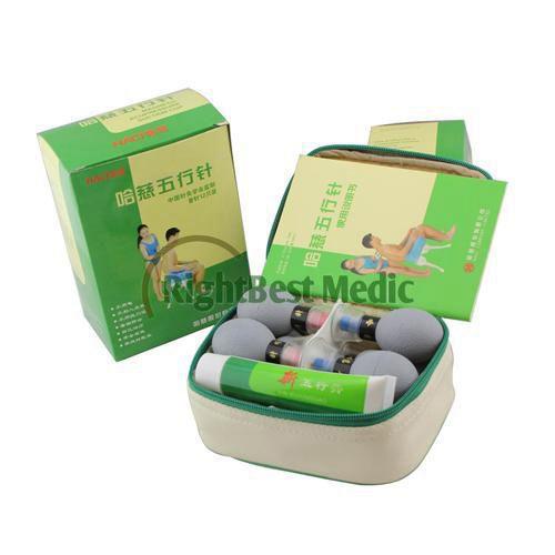 Akupunkturni kupup Engleski i ruski Upute za uporabu / HACI set za - Zdravstvena zaštita - Foto 6