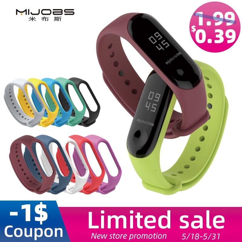 Esportes mi banda xnumx pulseira para xiaomi mi banda xnumx compatível silicone pulseira para xiaomi mi banda xnumx bandxnumx smart watch pulseira