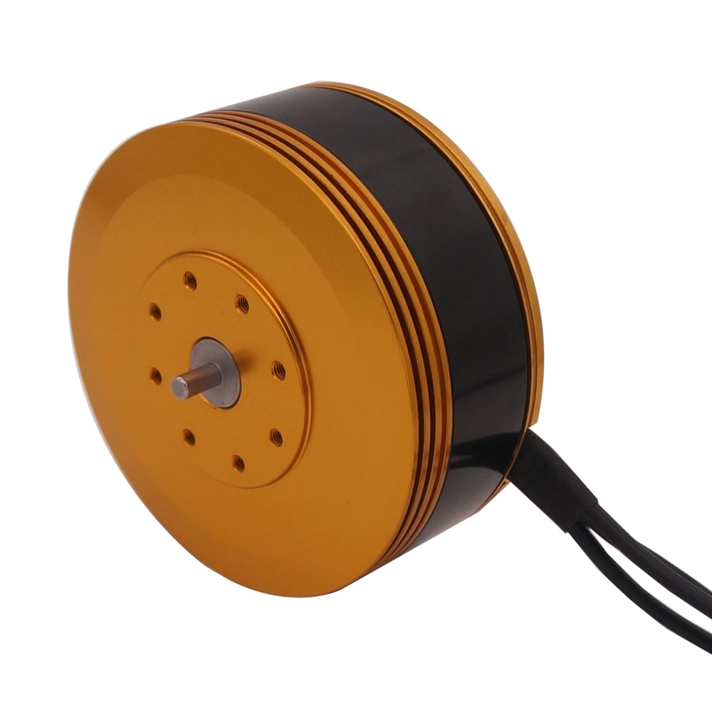 Image 2 - 8015 KV140/KV160 Brushless Motor Special for Large Load Mulit axis Agricultural Protection Drone-in Parts & Accessories from Toys & Hobbies