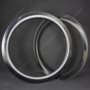 Image 5 - 2019 OEM Brilliant Paintless UD Glossy Mirror Surface Carbon T700C Road Rims Tubular/Clincher Road Disc Brake