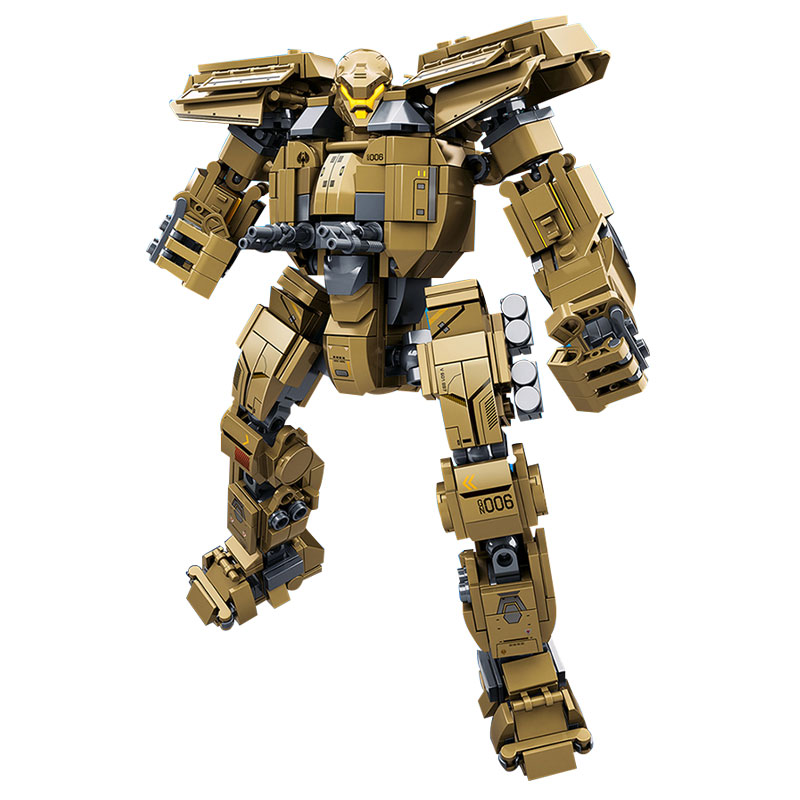 Model Building Painstaking Legoing Movie Pacific Rim Uprising Bracer Phoenix Wars Building Blocks Toys For Children Compatible Legoings Robot Creator Sets To Rank First Among Similar Products Toys & Hobbies