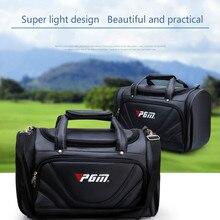 PGM сумка для гольфа мужская шарик из ПУ пакет многофункциональная сумка для одежды супер емкость