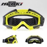 전문 Motocross 레이싱 고글 오토바이 헬멧 안경 마스크 모터 자전거 Gafas Nenki 브랜드 NK1017