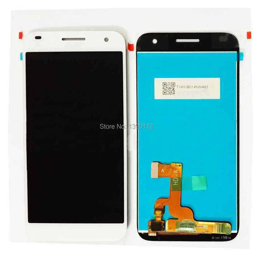 FOR HUAWEI ASCEND G7 5.5 LCD+PANTALLA TACTIL DISPLAY LCD+TOUCH SCREEN BLANCO WHITE