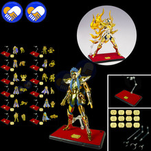 лучшая цена 1pcs Saint Seiya Action Figure Support Type Model Soul Stand Bracket for soul of gold EX Stand Bracket STAGE robot Saint Seiya