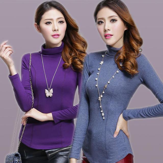 Fashion Brand Turtleneck Pullovers Feminina Autumn Winter Sweater Women Long Sleeve Slim Warm Sexy Solid Tops Pull Femme