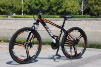 Promotion Price FOREVER 21 24 27 Speed Mountain Bike 26 Inch Double Disc Brake Bike For