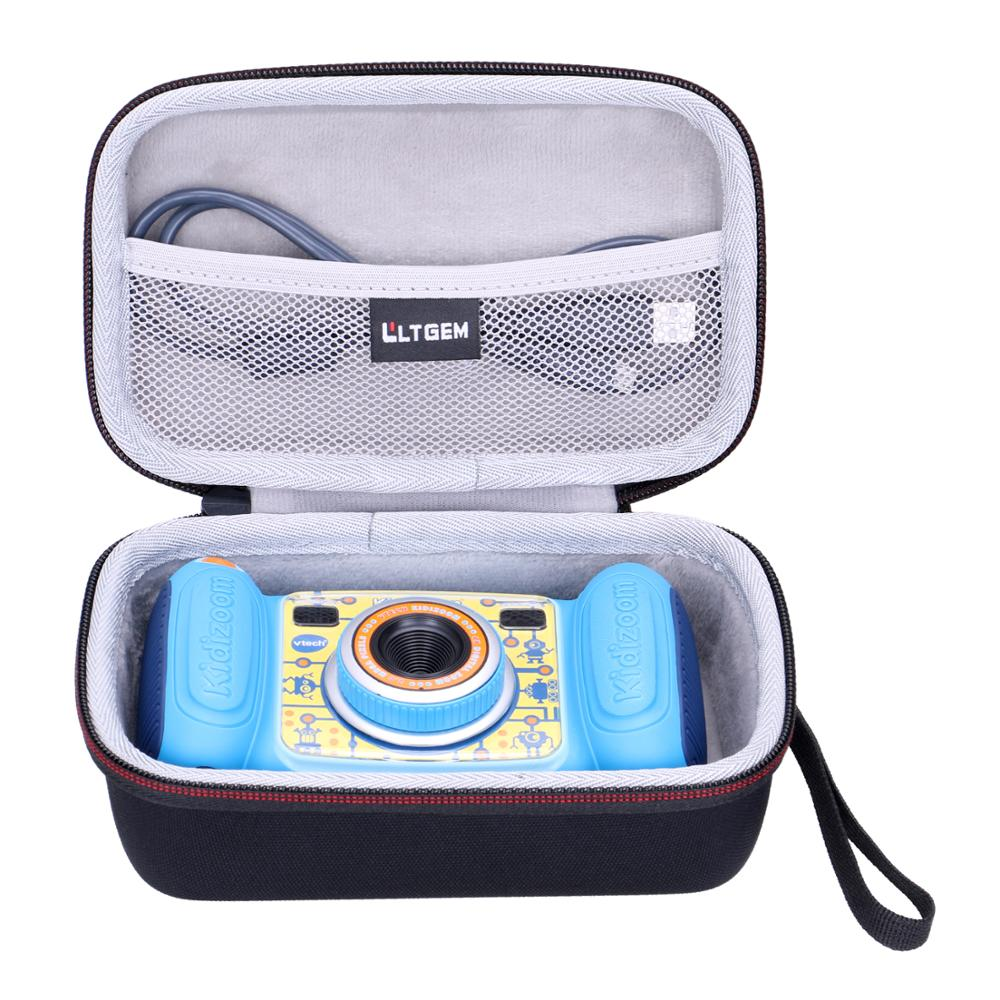 LTGEM EVA Waterproof Shockproof Carrying Hard Case for VTech Kidizoom Camera Pix
