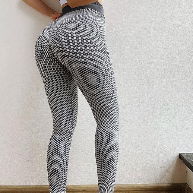 New Digital Printing Yoga Push Up Sport Leggings For Women