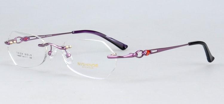 N8007zi phantom  optical frame for lady