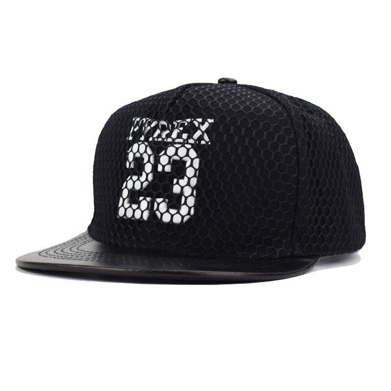 New Punk Flat Along Hip Hop Caps For Children Boy Girl Jordan Basketball Skull Pentagram Rivet Eagle Buttons Hats Cap Boy's Hats Apparel Accessories
