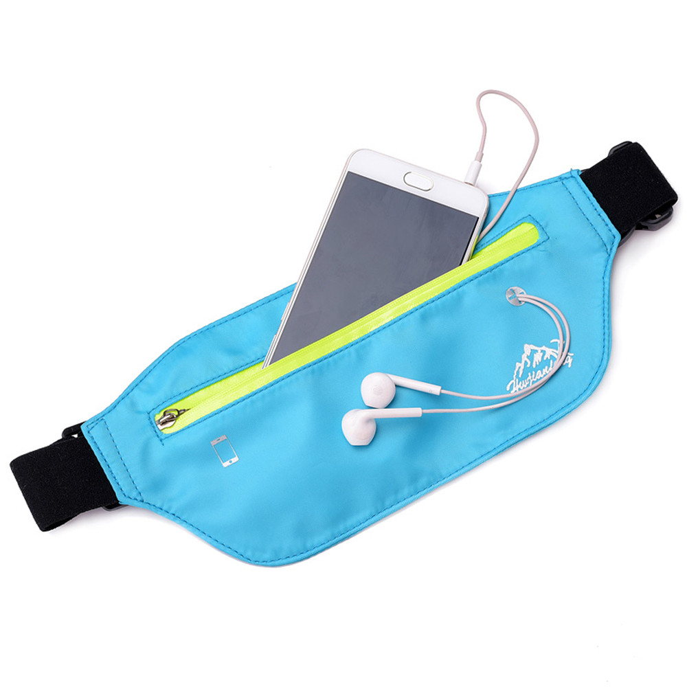 все цены на Aelicy Waist Pack Men Women Fashion Multifunction Fanny Pack Bum Bags Water Repellent Belt Travel For Mobile Phone Bag Unisex