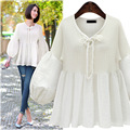 White Knitted T Shirt Women Plus Size 5xl 4xl Kawaii Tumblr Korean Japanese Camiseta Mermaid Cute Gilmore Girls Kpop 2457