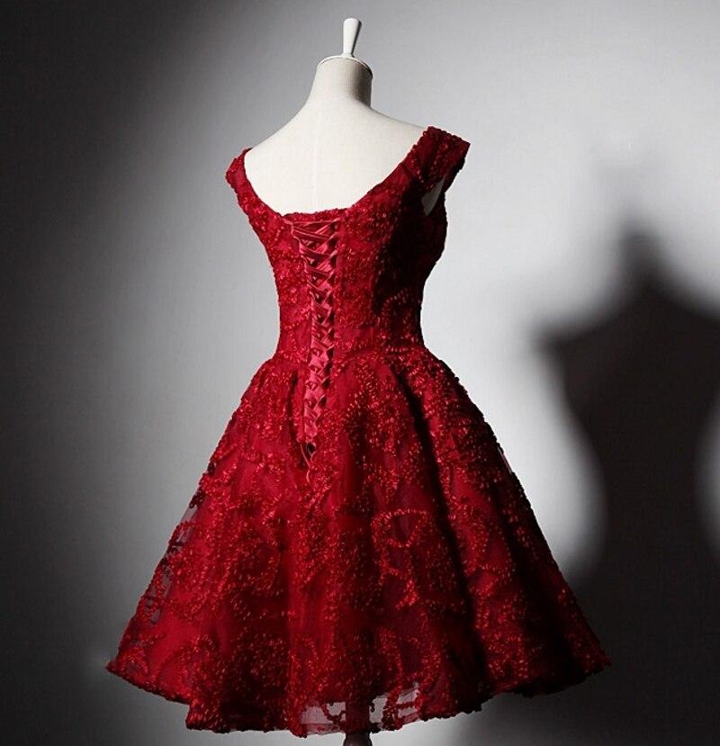 4f7266b341 Red Short Homecoming Dresses Cocktail 8th Grade Prom Dresses Semi Formal  Dress vestidos curto para formatura