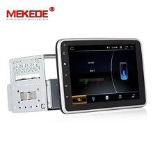 HD 1din Android 8 »универсальный DVD плеер автомобиля gps навигации автомобильная стереосистема Bluetooth Радио аудиоплеер FM Автомобильный мультимедийный