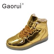 Gaorui Couples Led Luminous USB Charging Coloful Boot. US  42.00   Pair Free  Shipping 3f0f3d761985