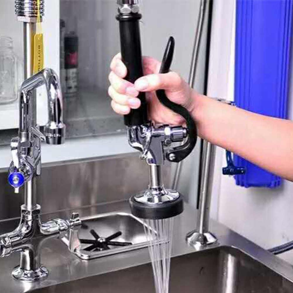 Набор распылителей предварительно промыть водосберегающий гостиничный кран из нержавеющей стали с шлангом Практичный Прочный кухонный домашний коммерческий