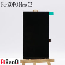 AiBaoQi New Original 1280X720 LCD Display Assembly Replacement For ZOPO Hero C2 Phone Android 6.0(China)