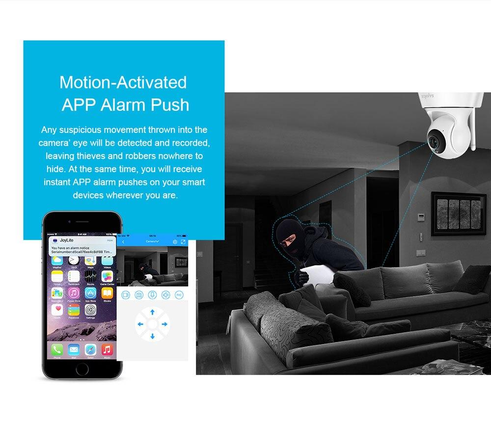 HTB1AFfrXjDuK1Rjy1zjq6zraFXas SANNCE 1080P Full HD Mini Wireless Wi-fi Camera Sucurity IP CCTV Camera Wifi Network Surveillance Smart IRCUT Night Vision Cam