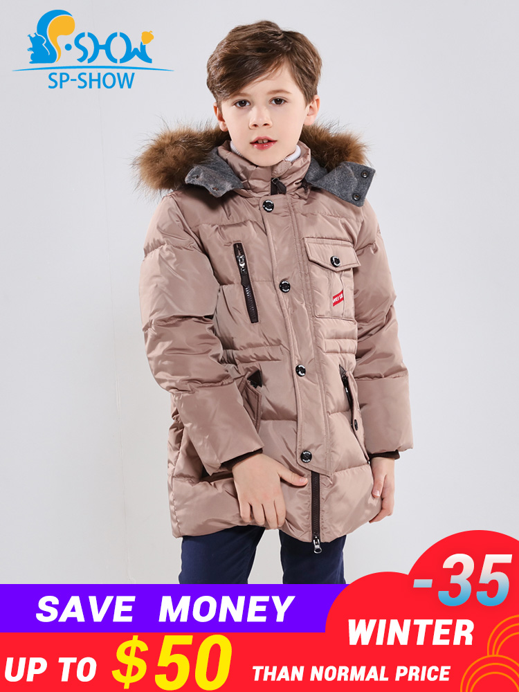 f409751bed87 Detail Feedback Questions about SP SHOW Winter Children s Outwear ...