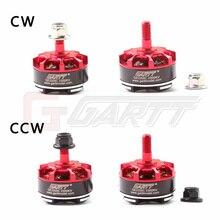 GARTT QE 2205 C 2300KV CW/CCW Brushless Racing Motor For QAV FPV RC 210 250 zmr 300 Quadcopter Multirotor Mini Drones