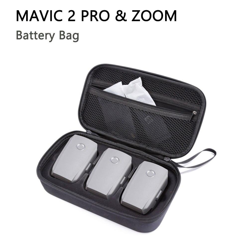 Mavic 2 Battery Bag Box Portable Handbag For DJI Mavic 2 Pro & Mavic 2 Zoom Drone Accessories Battery Carrying CaseMavic 2 Battery Bag Box Portable Handbag For DJI Mavic 2 Pro & Mavic 2 Zoom Drone Accessories Battery Carrying Case