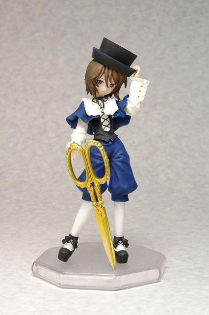 Аниме фигурка Rozen Maiden Souseiseki Lapislazuli strong, японская аниме-игрушка, ПВХ фигурка, полимерная коллекция, модель игрушки, подарки 2