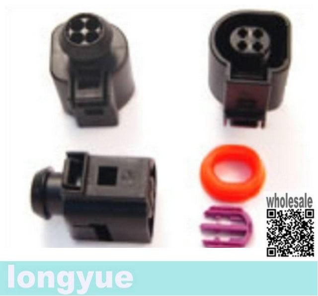 Longyue 10 stücke ELEKTRISCHE STECKER 4B0 973 712 4B0973712 in ...