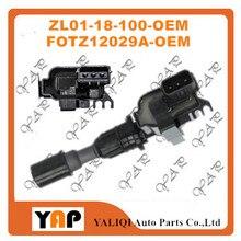 Новое высококачественное зажигание катушки для fitmazda 323 F VI 1.5L 1.6L L4 ZL01-18-100 FOTZ12029A CF-55 U4015 1998-2004
