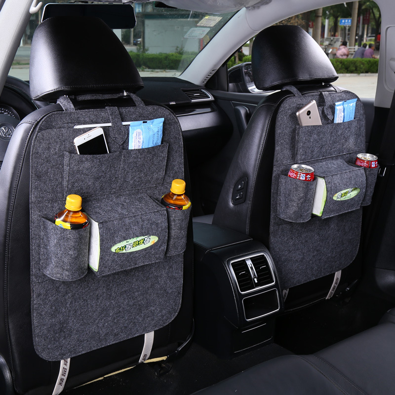 2017 New Style Car Auto Seat Back Protector Bag For Children Kick Shopping Cart Covers Fashion Baby Diaper A Mother In Bags From