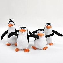Brinquedos De Pelúcia Madagascar Madagascar Pinguins pçs/lote 4 Irmão Mais Velho Novato Pelúcia Macia Bichos de pelúcia Boneca Brinquedos para Presentes Dos Miúdos