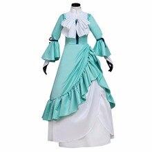 Por encargo bungo perros callejeros margaret mitchell dress costume cosplay mujeres de halloween traje del carnaval