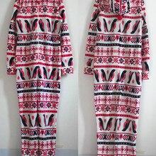 Nightwear Sleepwear Jumpsuit Blanket Coverall-Feet Fleece Old-Girls Winter Children Autumn