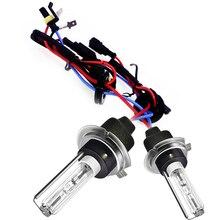 Xenon 2PCS / Lot 35W 55W H7 High Brightness HID Bulb 3500LM-4500LM 9V-16V Light kit.