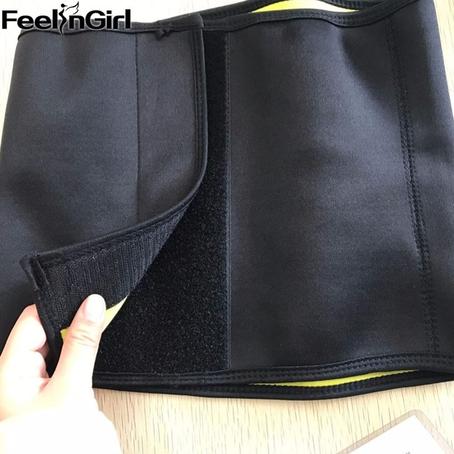 Neoprene Slimming Belt | Waist Shaper | Burn Belly Fat
