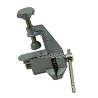 New Aluminum Miniature Small Jewelers Hobby Clamp On Table Bench Vise Tool Vice