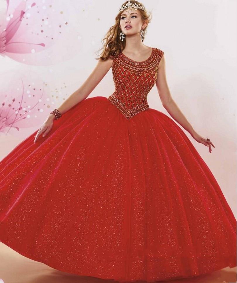 Online Get Cheap Red Quinceanera Dress -Aliexpress.com ...