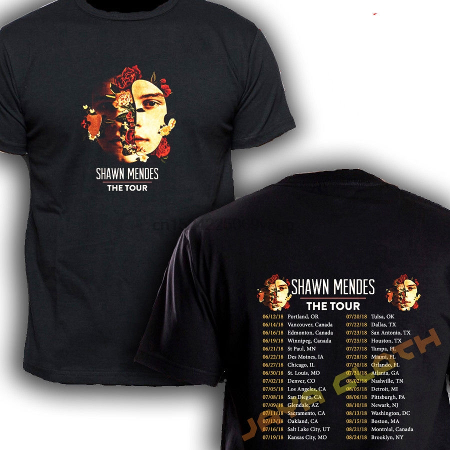 77ab1e09 Buy shawn mendes tour and get free shipping on AliExpress.com