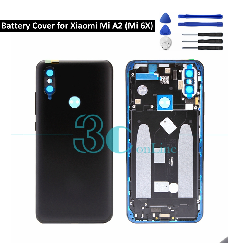 Aliexpress.com : Buy For Xiaomi Mi A2 Battery Back Cover