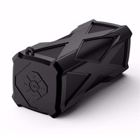 Symrun Waterproof Sport Bluetooth Stereo Speaker With Super Bass Support MIC DC Out 4000mah Battery Bank