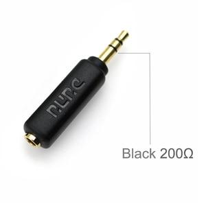 Image 5 - DUNU enchufe de impedancia para auriculares, Conector de Audio/Adaptador convertidor 75 Ohm /150 Ohm / 200 Ohm