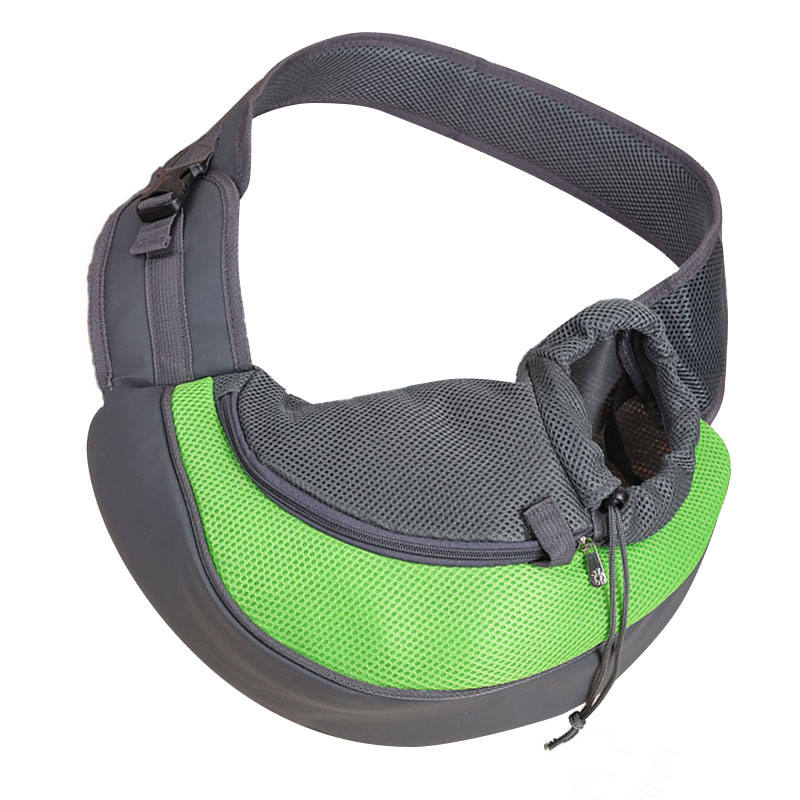 Pet Carrier Cat Puppy Small Animal Dog Carrier Sling Front Mesh Travel Tote Shoulder Bag Backpack Dog Accessories 8