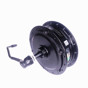 Image 5 - 48v 500w Bafang Rear Gear Hub Motor High Speed E bike motor wheel electric bike kit