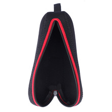 New Black Portable Travel Carry Storage Sleeve Zipper Bag Protection Cover Case for Pill + Plus Wireless Bluetooth Speaker