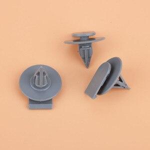 Image 4 - 20 個自動ファスナークリップホイールアーチトリムクリップファスナープラスチックリベット bmw ミニ R50 R52 R53 R55 r56 R57 クーパー s d